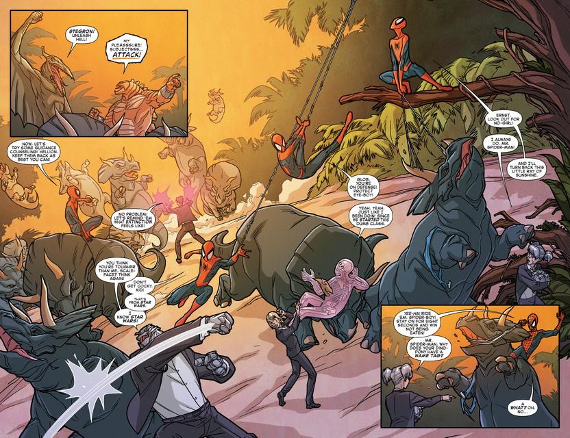 spiderman and the xmen 02  comics66  thailand comics