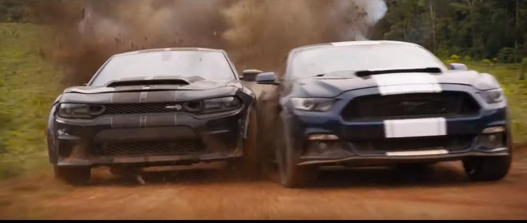 ??????????? F9 (Fast & Furious 9) Dodge VS Ford = ??? ???? ?????? (John  Cena) - Pantip