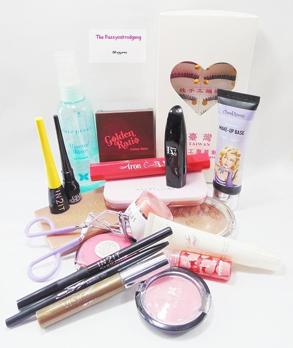Maybelline barbie mascara pantip