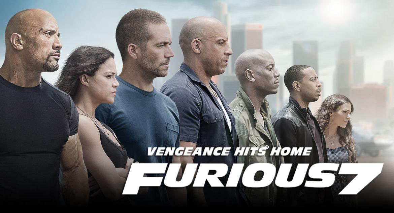 Fast and Furious 7 รีวิว - Pantip
