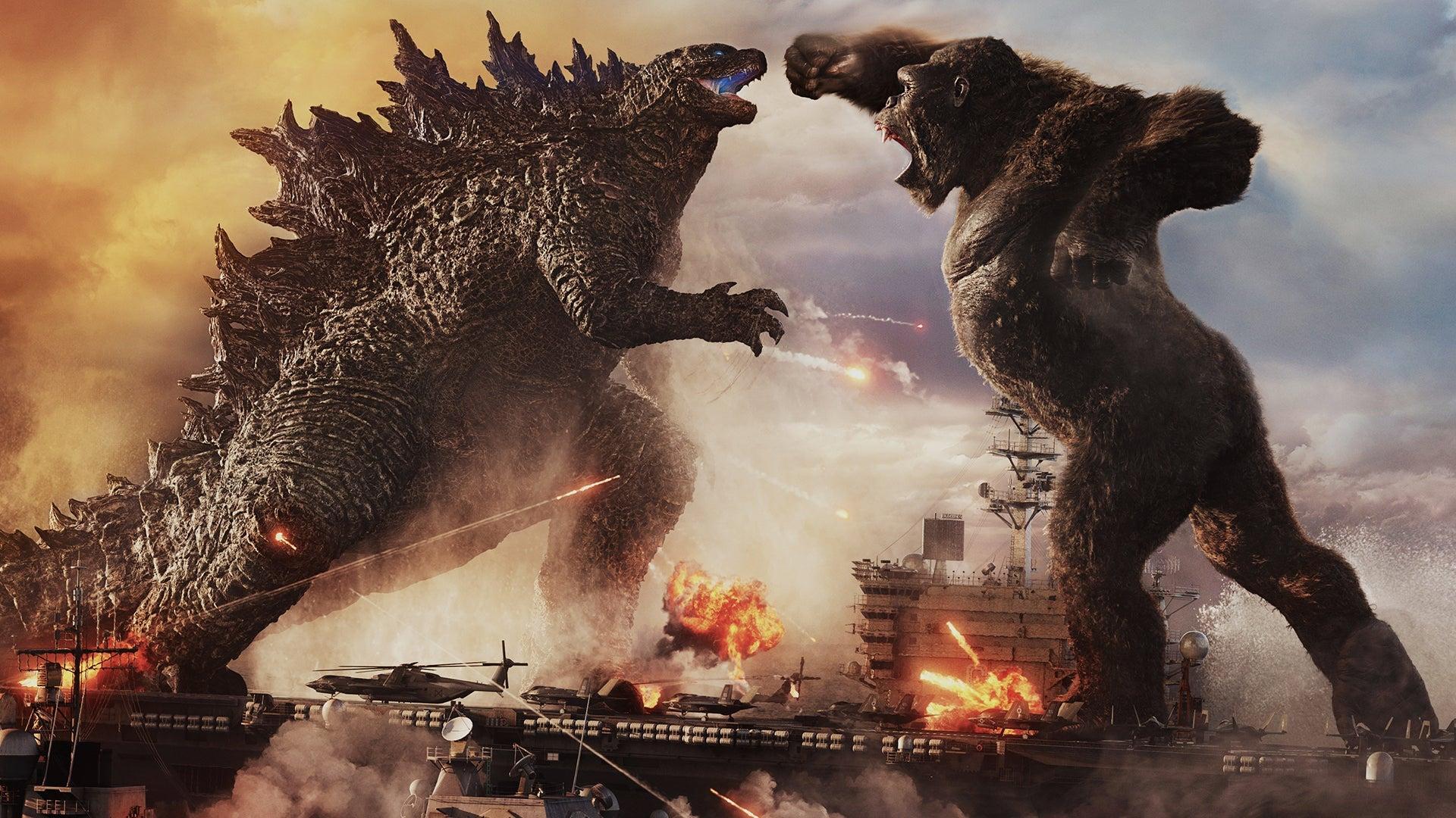 รีวิว Godzilla vs Kong