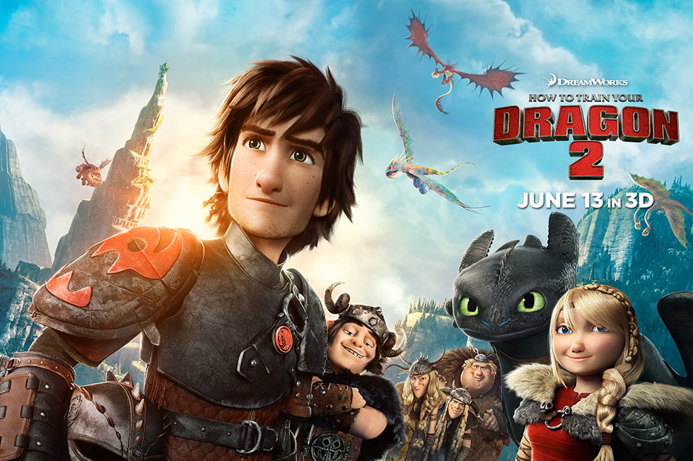 Review: How to Train Your Dragon 2 - Pantip