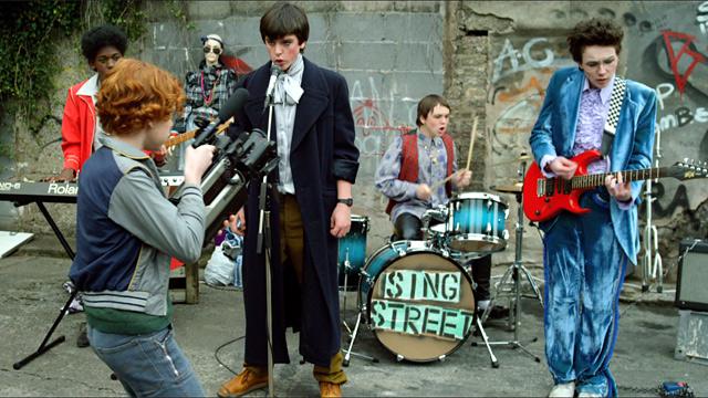 รีวิวหนัง Sing Street - รักใครให้ร้องเพลงรัก หนังเพลงโรแมนติกที่ดีที่สุด
