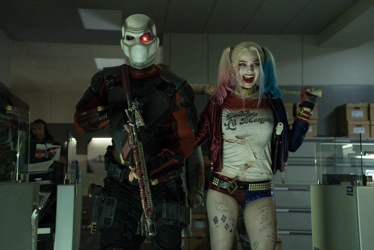 รีวิวหนังเรื่อง Suicide Squad ทีมพลีชีพมหาวายร้าย - หนังแอนตี้ฮีโร่