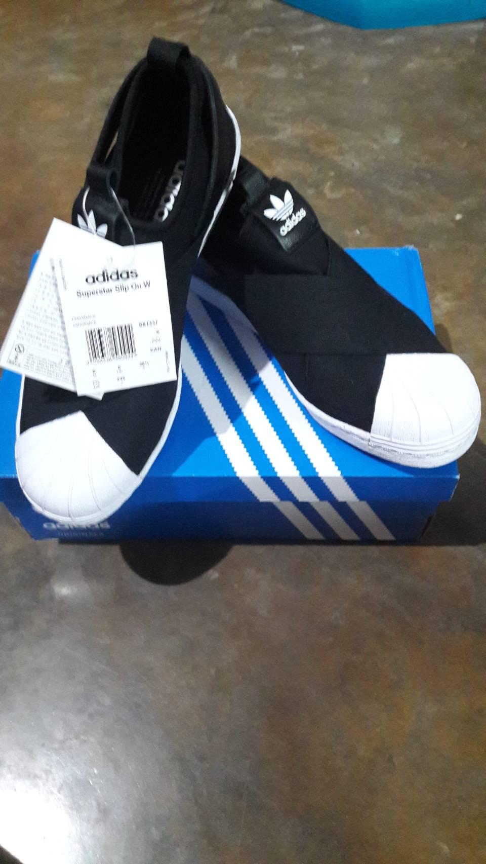 new product c6130 93248 เช็ค adidas slip on แท้ไหมค่ะ - Pantip
