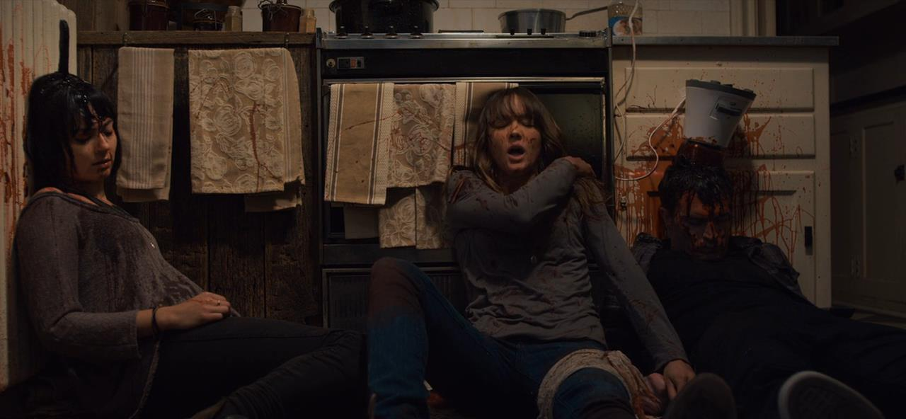 Image result for you're next (2011)