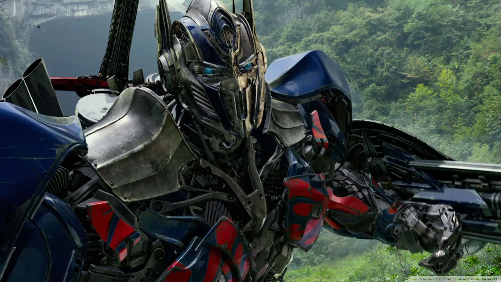 Review Transformers Age Of Extinction Michael Bay2014