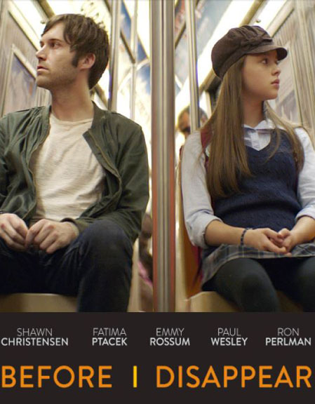 Review: 'Before I Disappear' Starring Shawn Christensen, Emmy Rossum And Ron Perlman