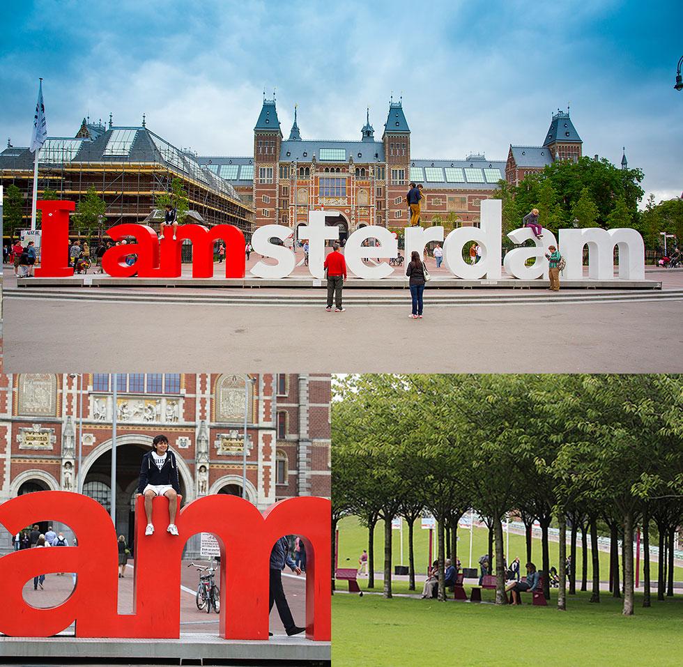 เที่ยวเนเธอแลนด์