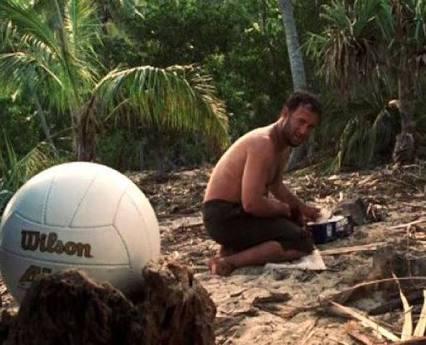 """ถ้าคุณ """"ติดเกาะแบบทอม แฮงค์"""" จากตัวเลือกคุณ """"อยากได้ตัวช่วยใดมากที่สุด""""  ครับ ? - Pantip"""