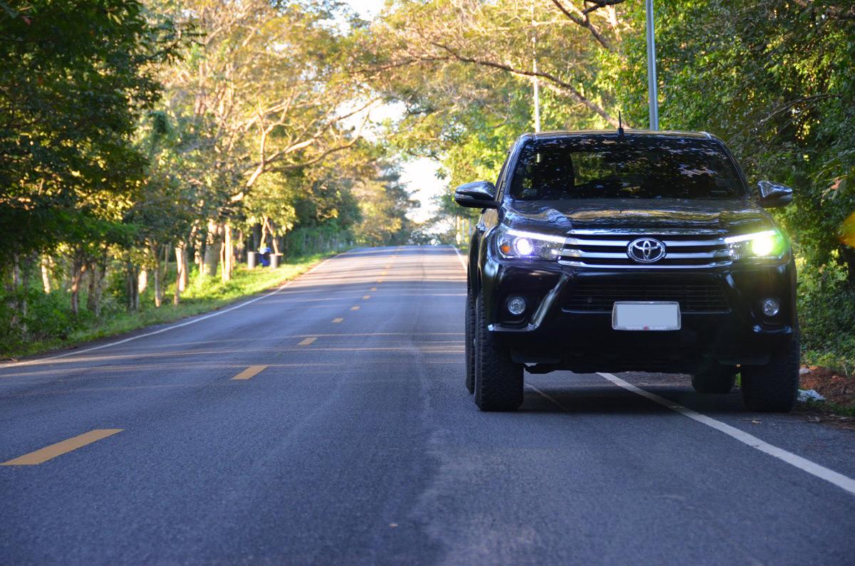 [รีวิว]เทคนิคการขับรถเกียร์ออโต้ ขึ้นเขา-ลงเขา อย่างปลอดภัย ด้วยระบบ HAC และ DAC